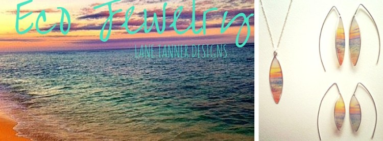 Eco jewelry by lane tanner designs